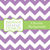Lavender Chevron Background
