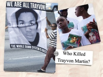 Trayvon Martin - Zimmerman - Stand Your Ground - Carry/Conceal - 67 Slides
