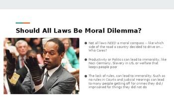 Law VS. Morality Slideshow