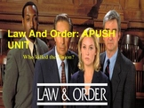 Law and Order: Civil War Edition