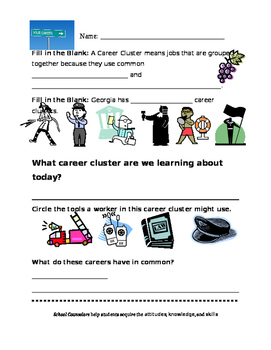 Law and Public Safety Career Worksheet