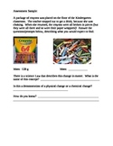Law of Conservation of Mass - Elementary