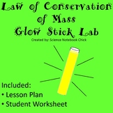 Law of Conservation of Mass Glow Stick Lab