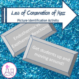 Law of Conservation of Mass Questions