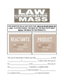 Law of Conservation of Mass for ELL SPED