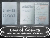 Law of Cosines Foldable