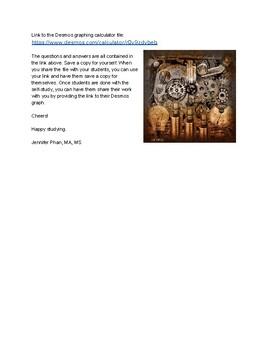 Law of Cosines Student Self-Study
