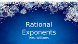 Law of Exponents & Scientific Notation