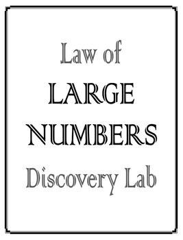 Law of Large Numbers Discovery Lab