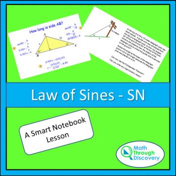 Geometry:  Law of Sines