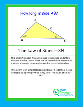 Law of Sines - SN