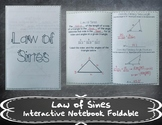 Law of Sines Foldable