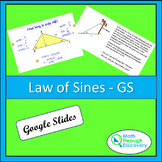 Law of Sines - GS