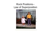 PowerPoint:  Law of Superposition