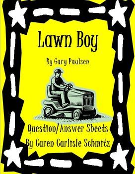 Lawn Boy Comprehensive Question Sheet