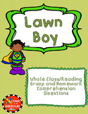Lawn Boy Discussion Questions