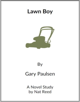 Lawn Boy - (Reed Novel Studies)