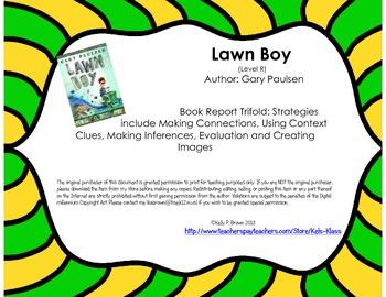 Lawn Boy Trifold