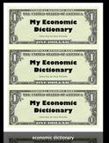Lawn Boy Vocabulary Book