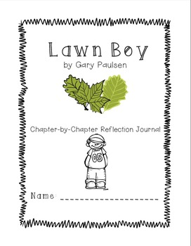 Lawn Boy by Gary Paulsen Novel Study