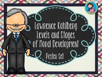 Lawrence Kohlberg Theory stages