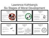 Lawrence Kohlberg's 6 Stages of Moral Development