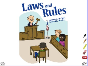 Laws and Rules - ActivInspire Flipchart