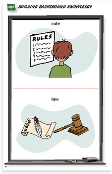 Laws and rules - Printable Leveled Reader