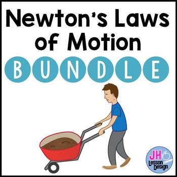 Laws of Motion BUNDLE