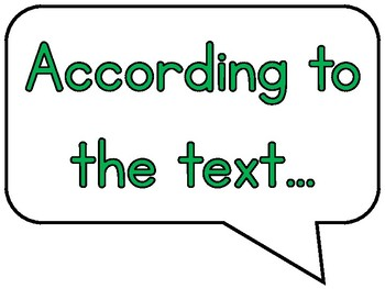 Lawyer Talk Posters for Guided Reading/Reading Workshop Red/Yellow/Green