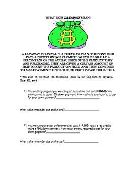 Worksheet 638826 Business Math Worksheets Mathematics For High