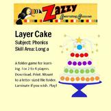 Layer Cake Phonics Long a