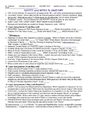 Layer Sheet for Anatomy & Physiology, Unit 1