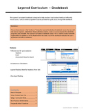 Layered Curriculum Gradebook -- Paid Version