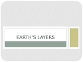 Layers of Earth & Plate Tectonics FREE Intro to Heat Trans