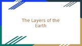 Layers of Earth Powerpoint