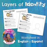 Layers of Identity Worksheet