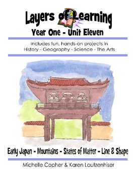 Layers of Learning Unit 1-11 Early Japan, Mountains, Matte
