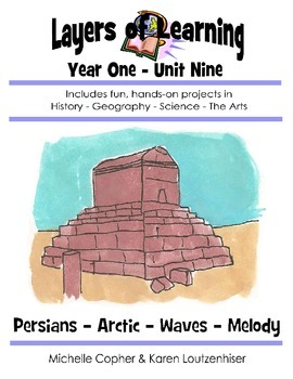Layers of Learning Unit 1-9 Persians, Arctic Regions, Wave