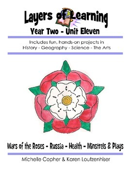 Layers of Learning Unit 2-11 Wars of the Roses, Russia, He
