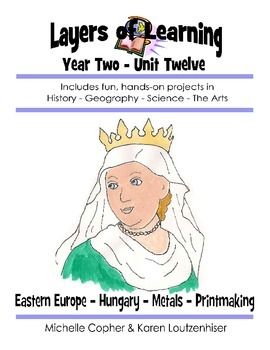 Layers of Learning Unit 2-12 Eastern Europe, Hungary, Meta