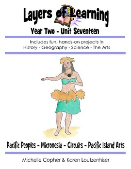 Layers of Learning Unit 2-17 Pacific Peoples, Micronesia,