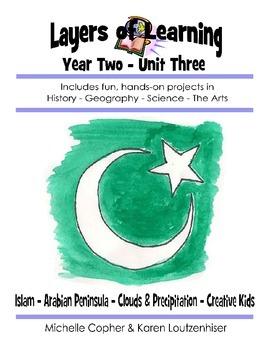 Layers of Learning Unit 2-3 Islam, Arabian Peninsula, Clou