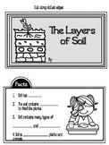 Layers of Soil interactive notebook