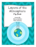 Layers of the Atmosphere Booklet and Activities