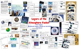 Layers of the Atmosphere Unit - Worksheets, Hands-On Activities