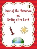 Layers of the Atmosphere and Heating of the Earth