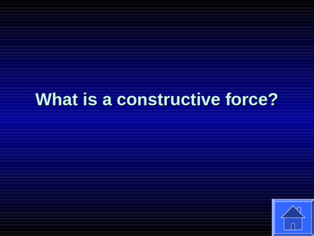 NGSS MS./HS. Earth's Systems: Earth's Interior Jeopardy