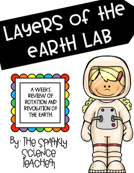 Layers of the Earth Lab