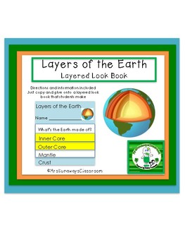 Layers of the Earth Layered Look Book